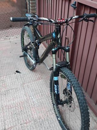 bicicleta specialized stumpjumper fsr elite