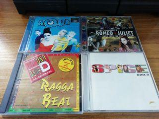 Aqua Spice Girls Romeo + Juliet Ragga Beat