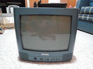 Televisión 14 Pulgadas. Tubo.