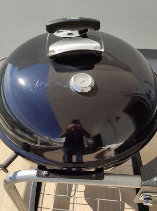 Barbacoa de Carbón Performer GBS (WEBER)