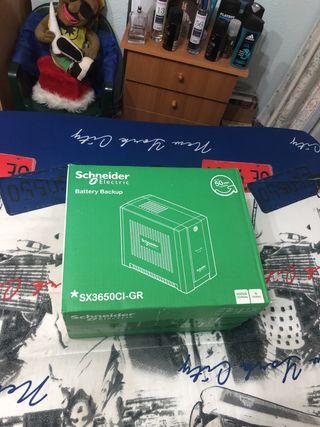 Scheineder SX3650CI-GR nuevo a estrenar