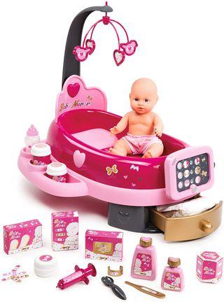 Baby Nurse con muñeco y accesorios Nuevo