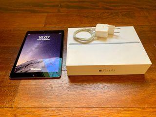 iPad Air 2 16 GB WIFI + CELLULAR (TFNO Y DATOS 4G)