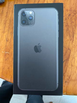 Iphone 11 pro Max space grey 512 , usado impoluto