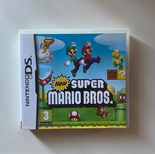 Juego New Súper Mario Bros