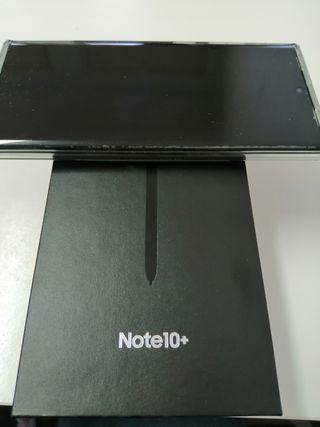 móvil Samsung Galaxy note 10+(no se hacen envíos)
