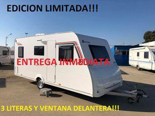 Caravana nueva STERCKEMAN EASY 497 (tres literas!)