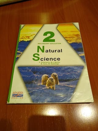 Natural science 2. Anaya English