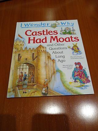 I wonder why ... castles had moats