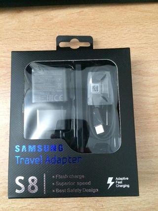 Cargador Completo Original de Samsung TIPO C