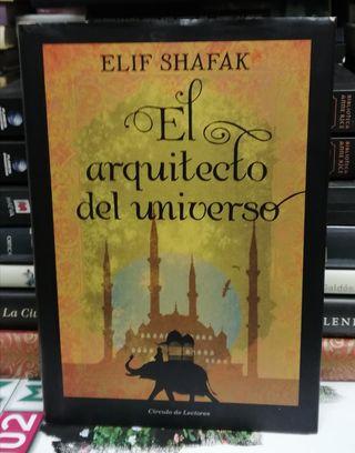 EL ARQUITECTO DEL UNIVERSO, ELIF SHAFAK