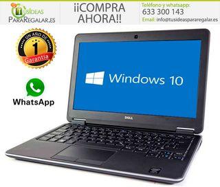 Portátil Dell E7240, i5 / 8Gb Ram / SSD / Wifi AC