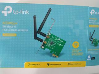 Tarjeta Wifi PCI Express TP-Link