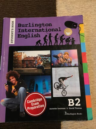 Burlington international english B2