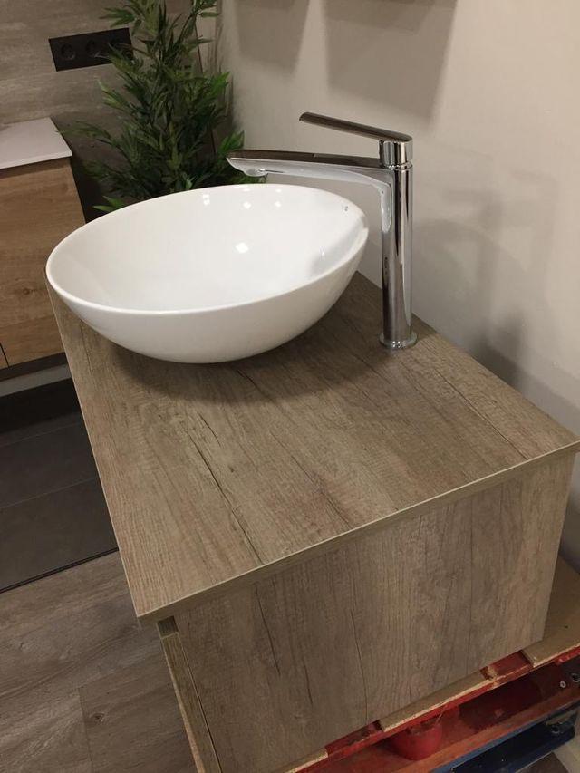 Mueble de baño de exposición de segunda mano por 140 € en ...
