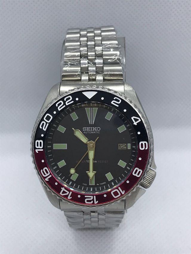Seiko vintage 7002 700a A1 Mod