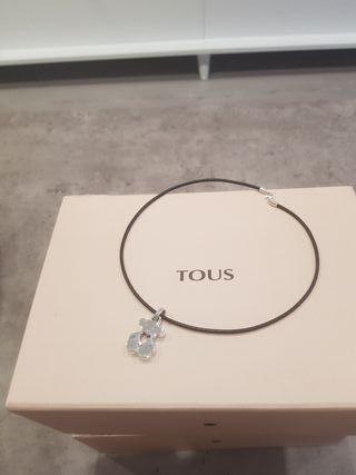 Colgante y collar nuevo Tous