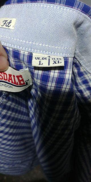 Camisa Lonsdale