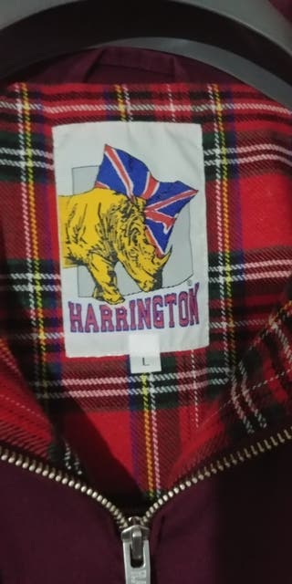 Chaqueta Harrington