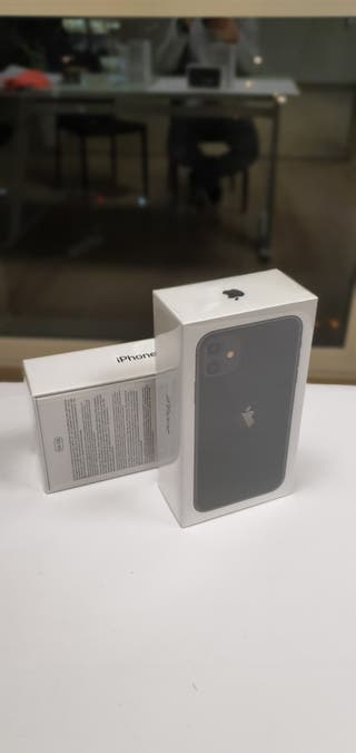 IPHONE 11 64GB PRECINTADO Negro