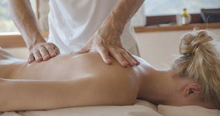 Masaje con osteopatia y sanación energética.