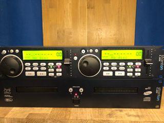 Stanton C.502 reproductor CD profesional