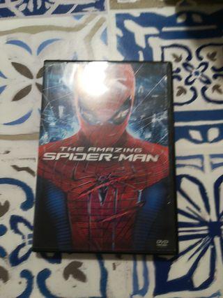 Película el increíble Spider-Man
