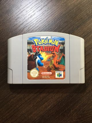 Pokemon stadium nintendo 64