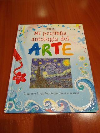 mi pequeña antología del arte