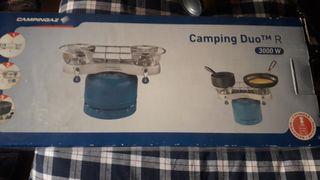 Fogon hornillo Camping gas