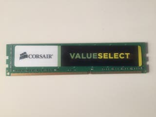 Módulo de memoria Corsair 4gb DDR3
