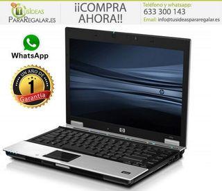 Portátil HP EliteBook 8440P, i7/Gráfica/8Gb Ram/We