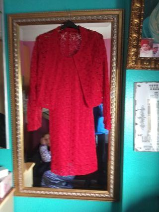 vestido dos prendas