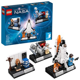 21312 Lego ideas Mujeres de la Nasa