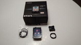 GPS para ciclismo Garmin Edge 820 con caja