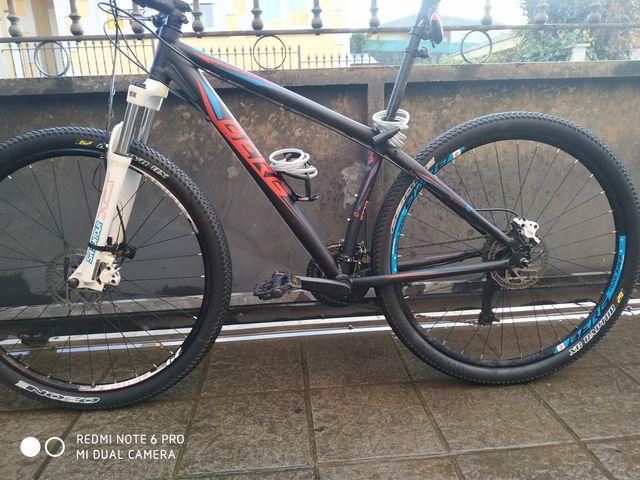 bicicleta 29 pulgadas