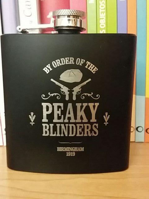Cantimplora peaky blinders
