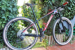 Bici de montaña specialized