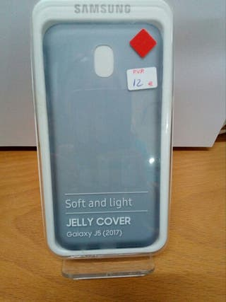 Funda Samsung galaxy J5 jelly cover