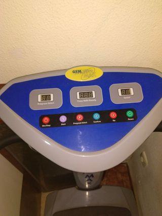 máquina vibratoria ejercicios