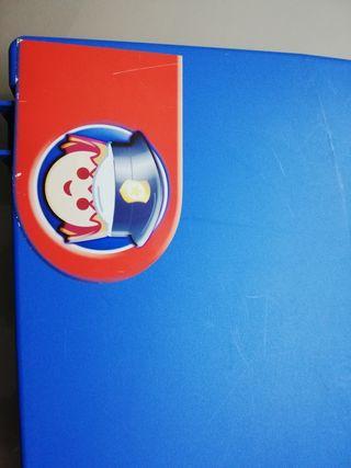 Caja Playmobil