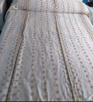 colchas para cama de 1'35 cm
