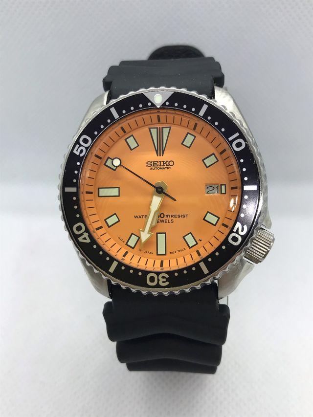 Seiko vintage 7002 7000 A1