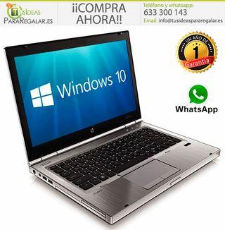 Portátil Hp EliteBook 8470p, i5/Cam/8Gb Ram/240Gb