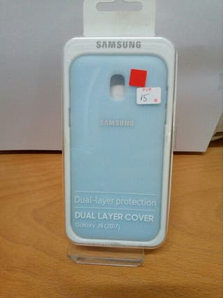 Funda Samsung galaxy J5 2017 dual layer cover