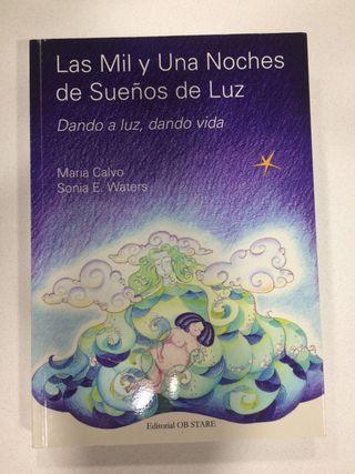 """Libro """"Las mil y uña noches de sueños de luz"""""""
