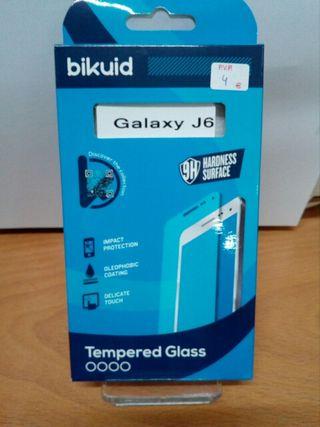 Protector pantalla Samsung galaxy J6