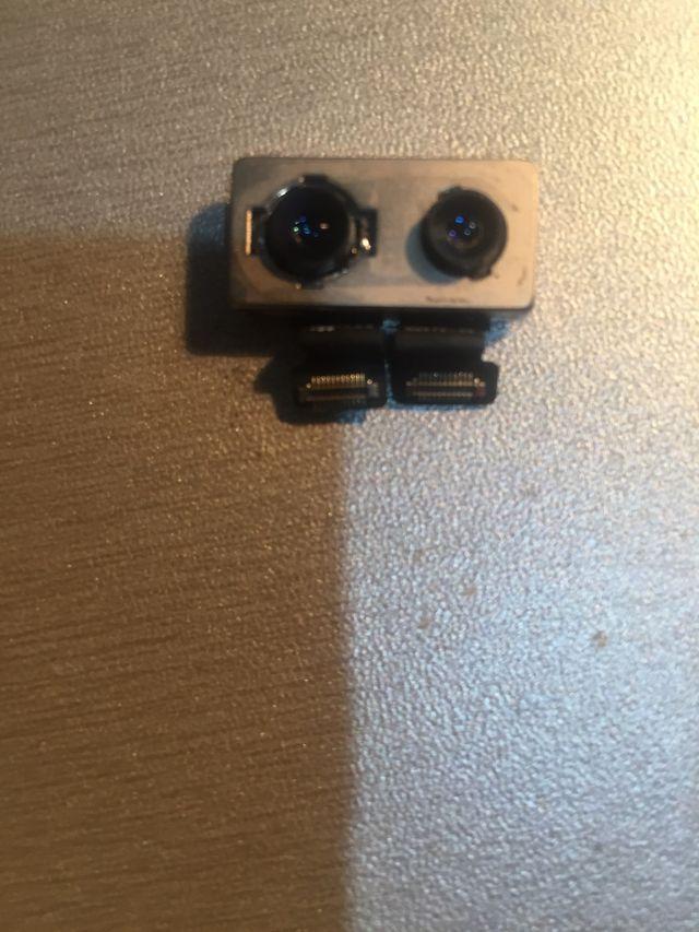 Vendo cámara trasera iphone7 plus