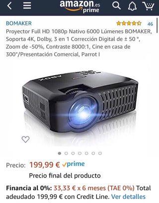 Proyector NUEVO