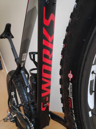 Specialized fatbike sworks